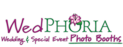 Wedphoria Photo Booth Logo